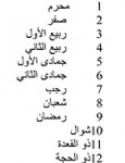 List-of-the-Names-of-Hijri-Islamic-Months-(Original)